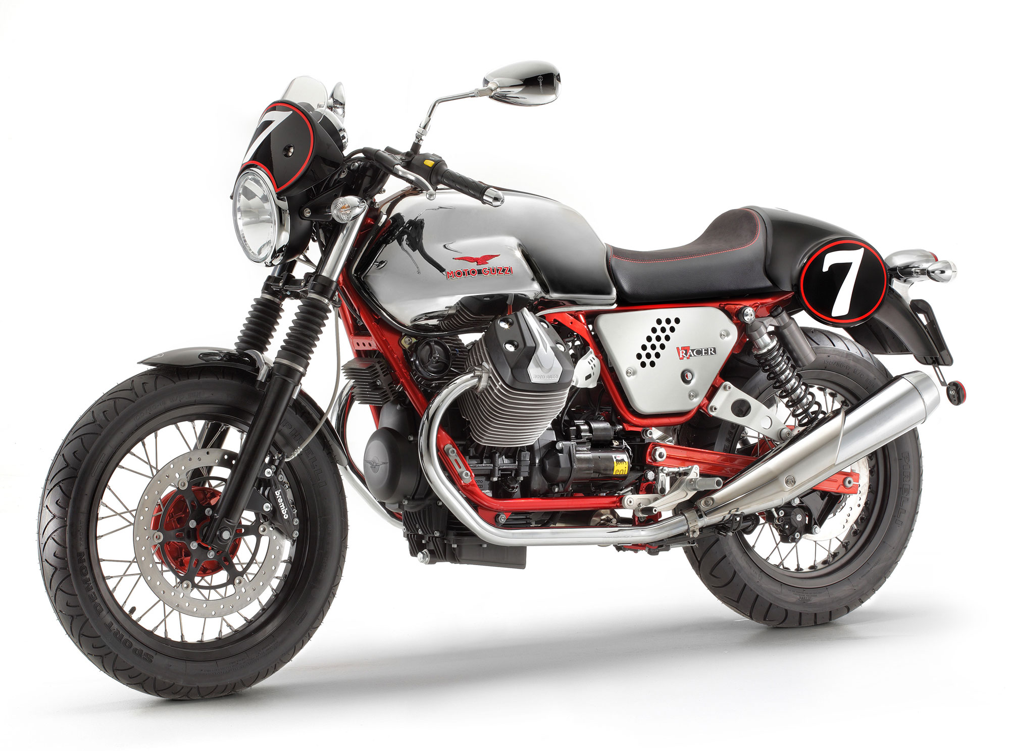 Moto Guzzi V7 Racer Limited Edition images #109590