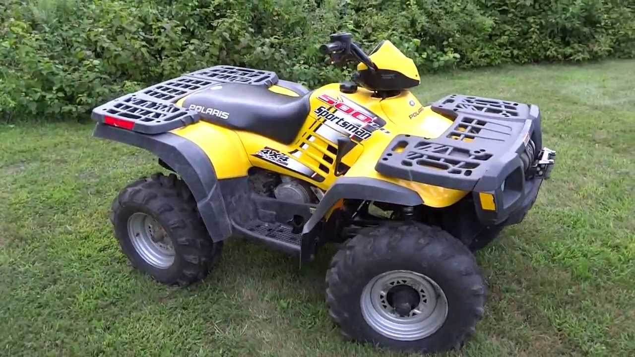 Polaris Sportsman 400  Pics  Specs And List Of Seriess By