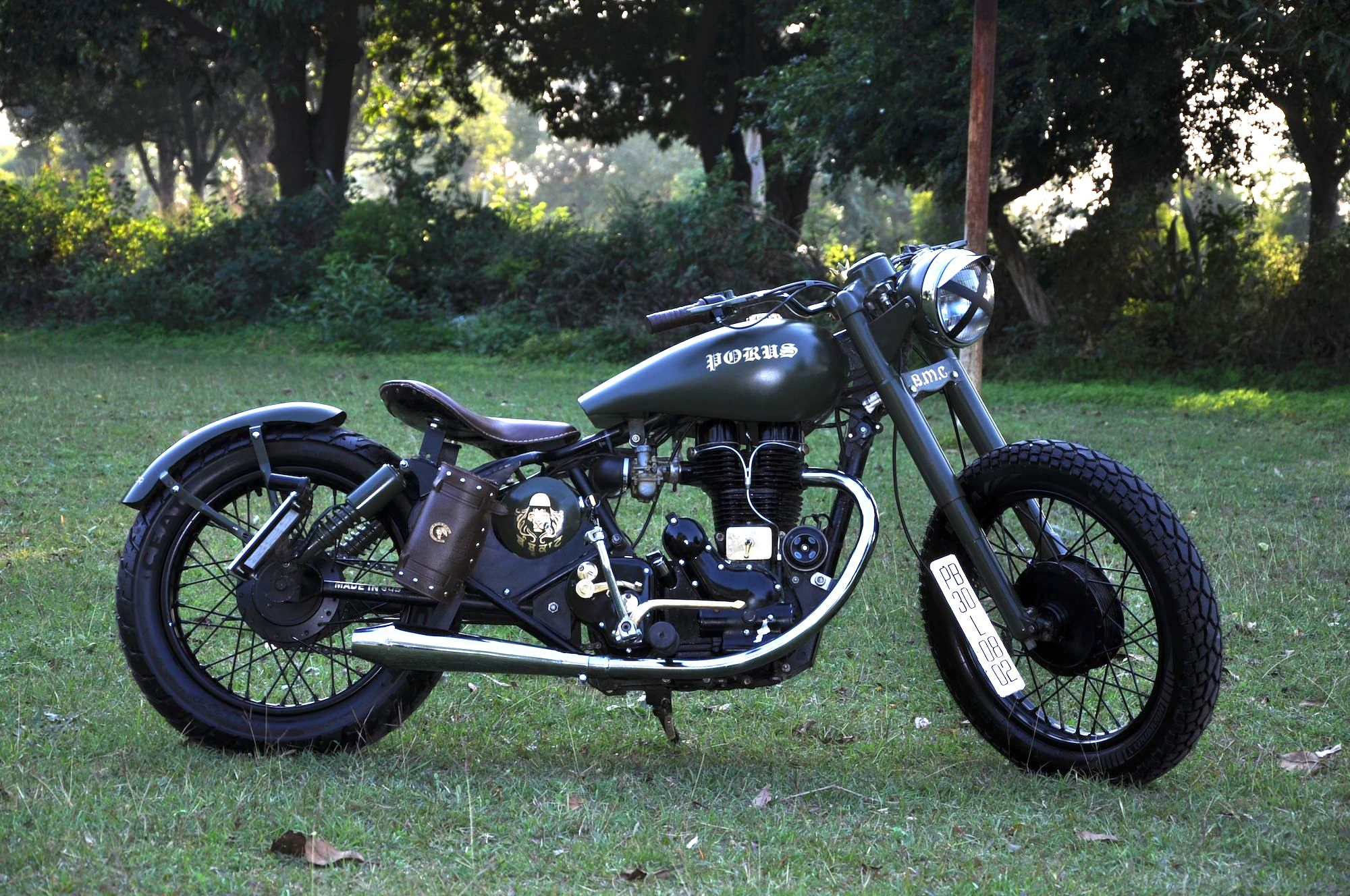 Royal Enfield Bullet 500 Army 2006 images #123608