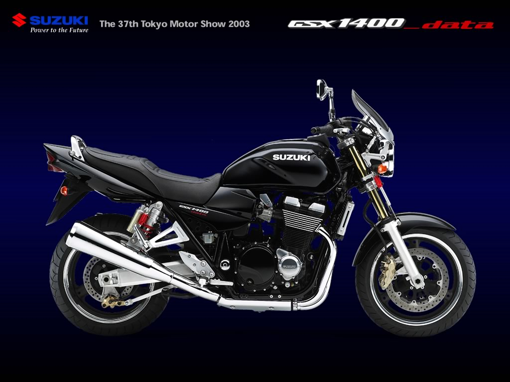 Suzuki GSX 1400 2006 wallpapers #160471