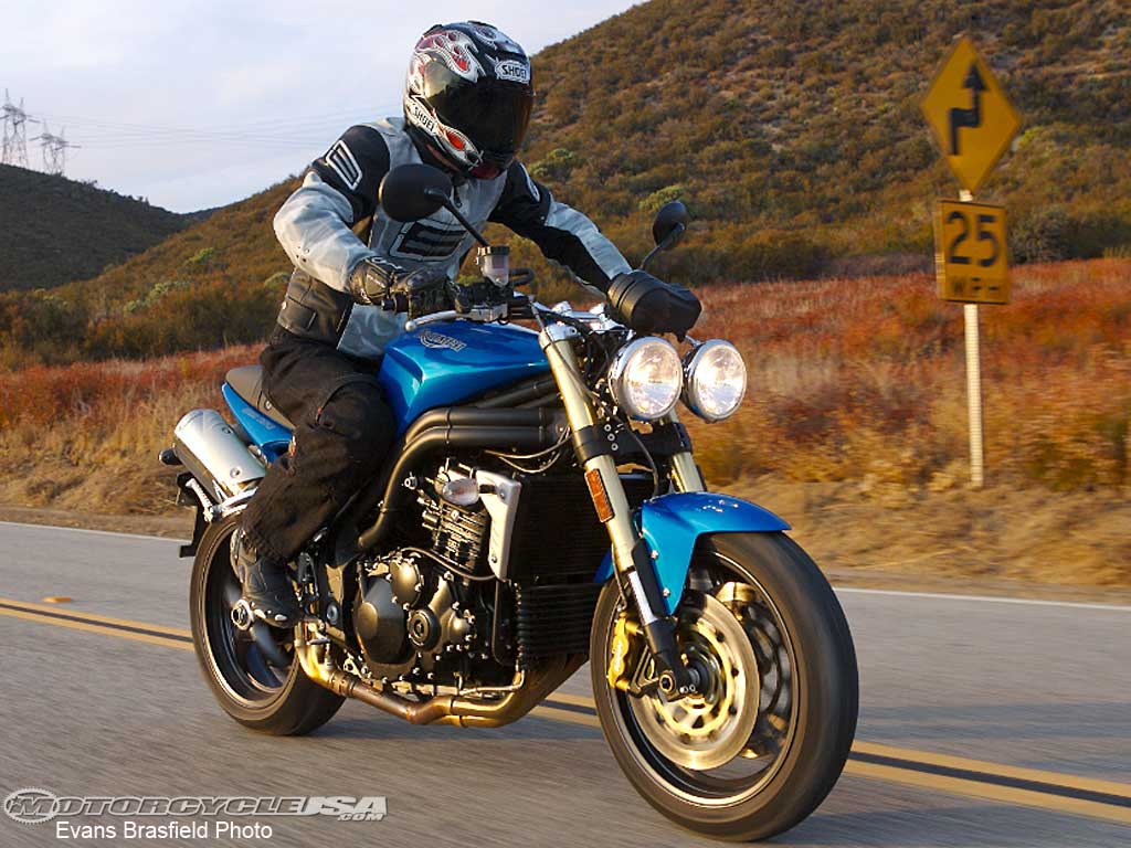 Triumph Speed Triple 1050 2006 images #147485