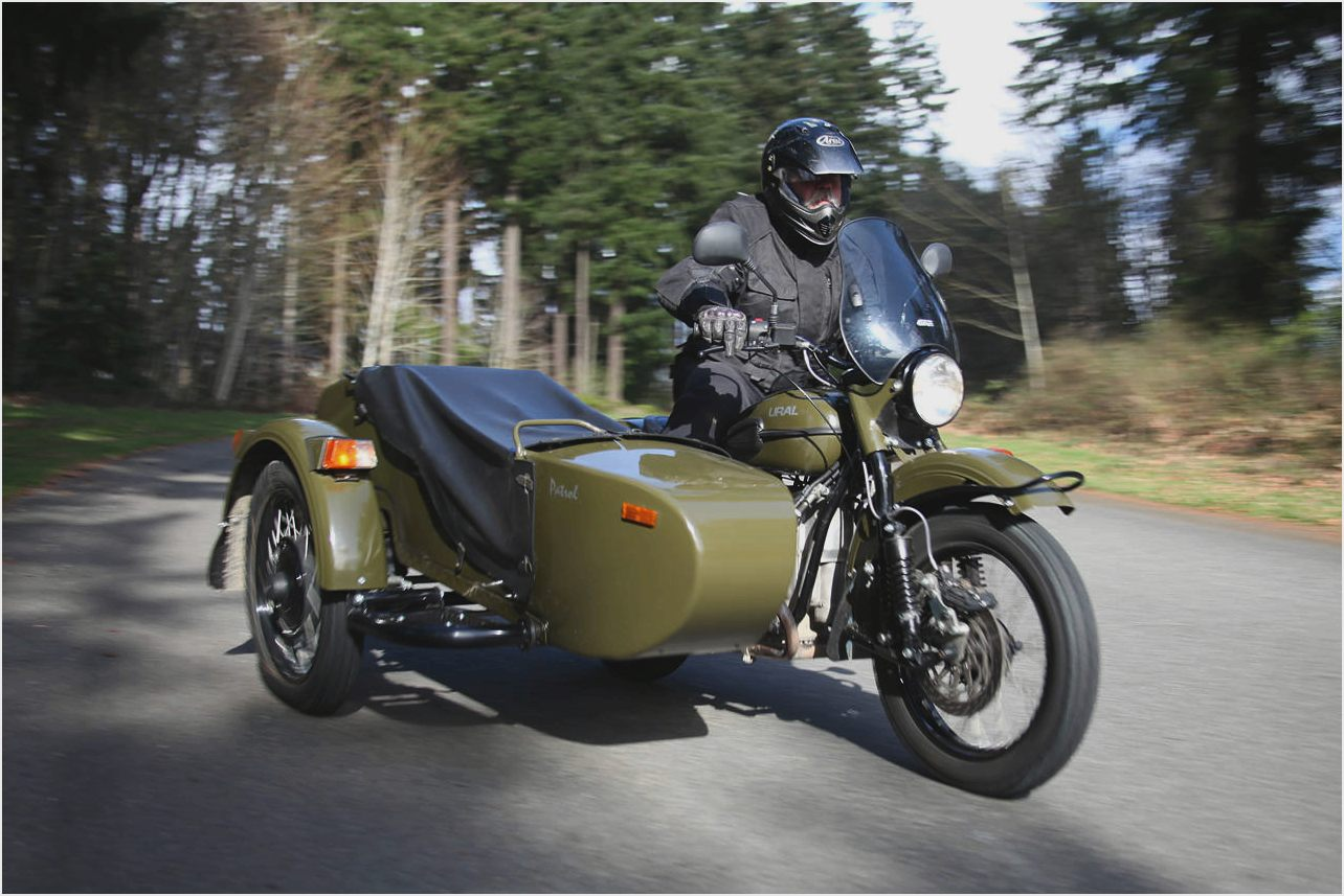 Ural M-63 with sidecar 1971 images #127351