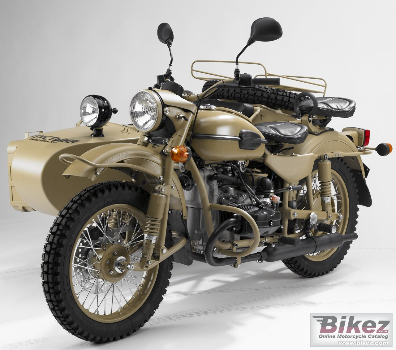 2008 ural pustinja pics specs and information. Black Bedroom Furniture Sets. Home Design Ideas