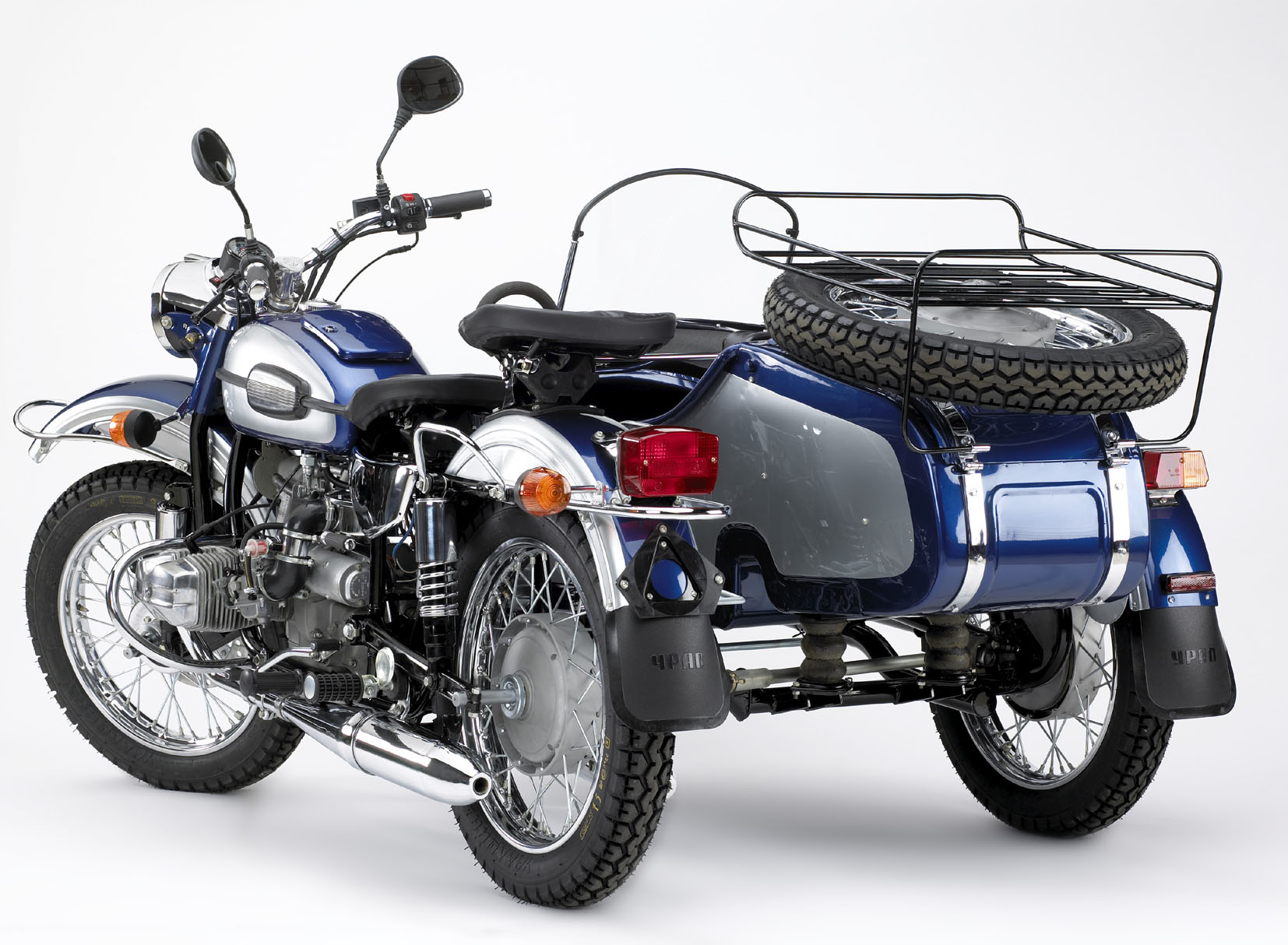 Ural Tourist 2006 wallpapers #132213