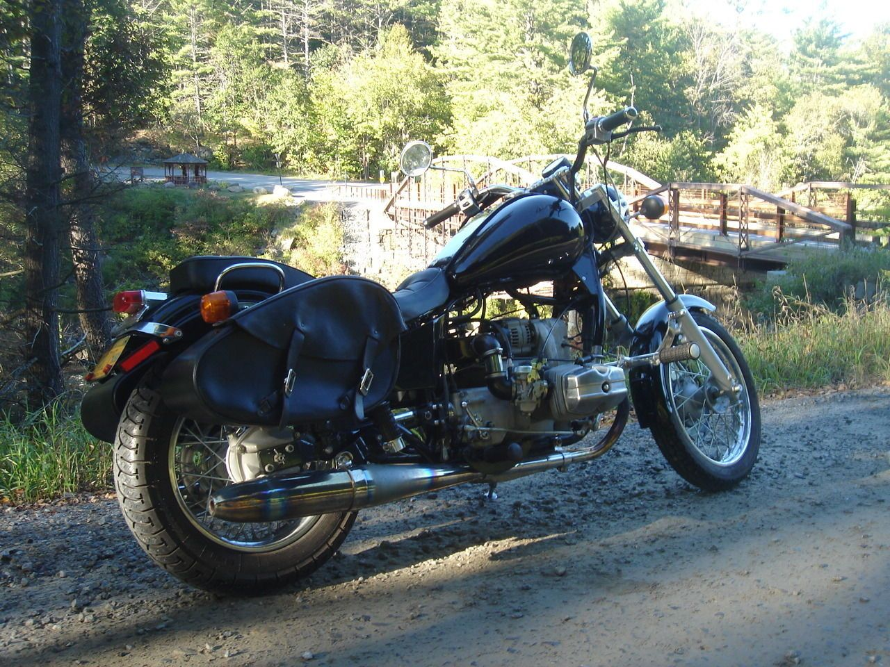 Ural Wolf 2005 images #128038