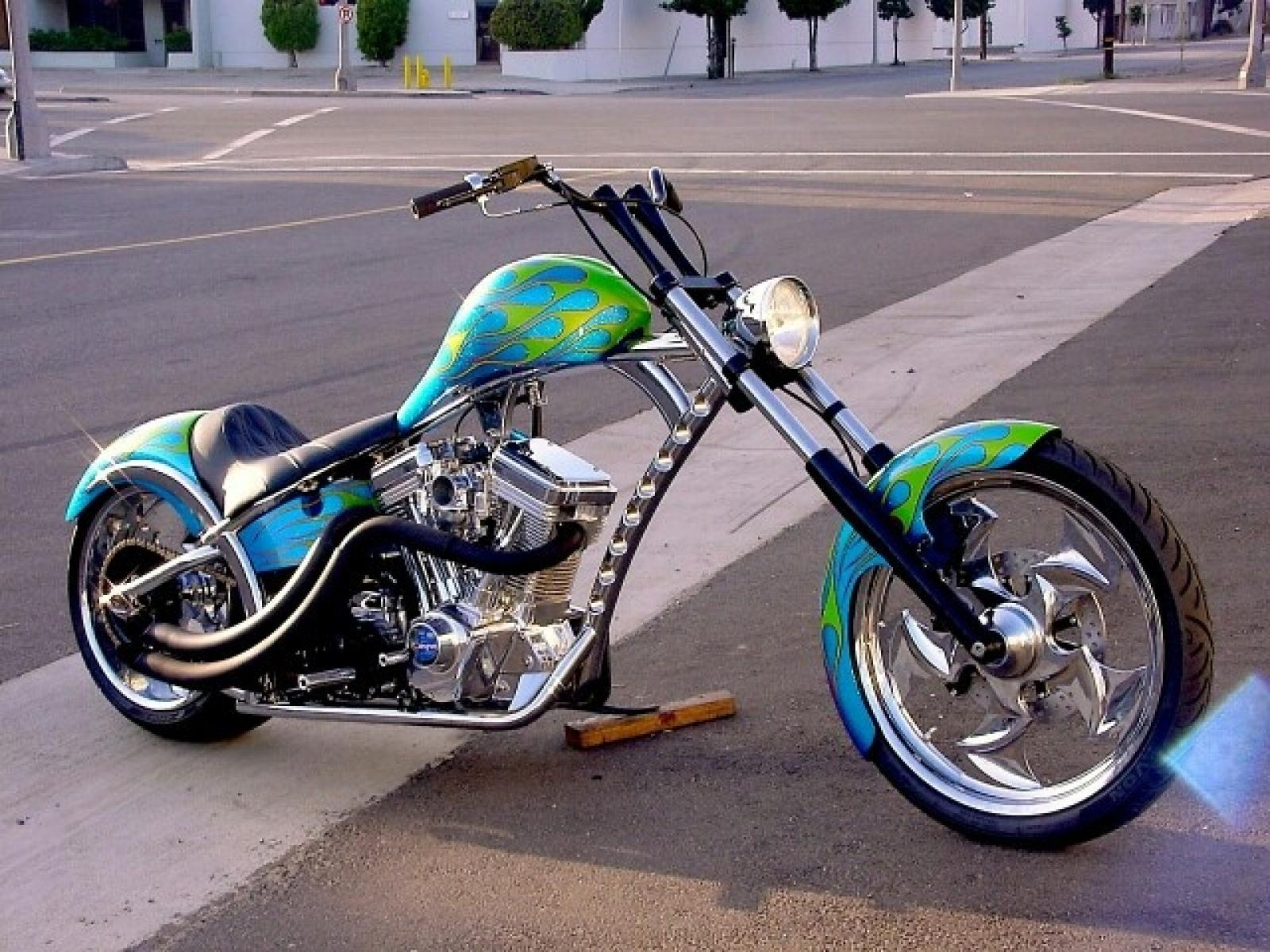 West Coast Choppers El Diablo Swingarm 2010 wallpapers #141726