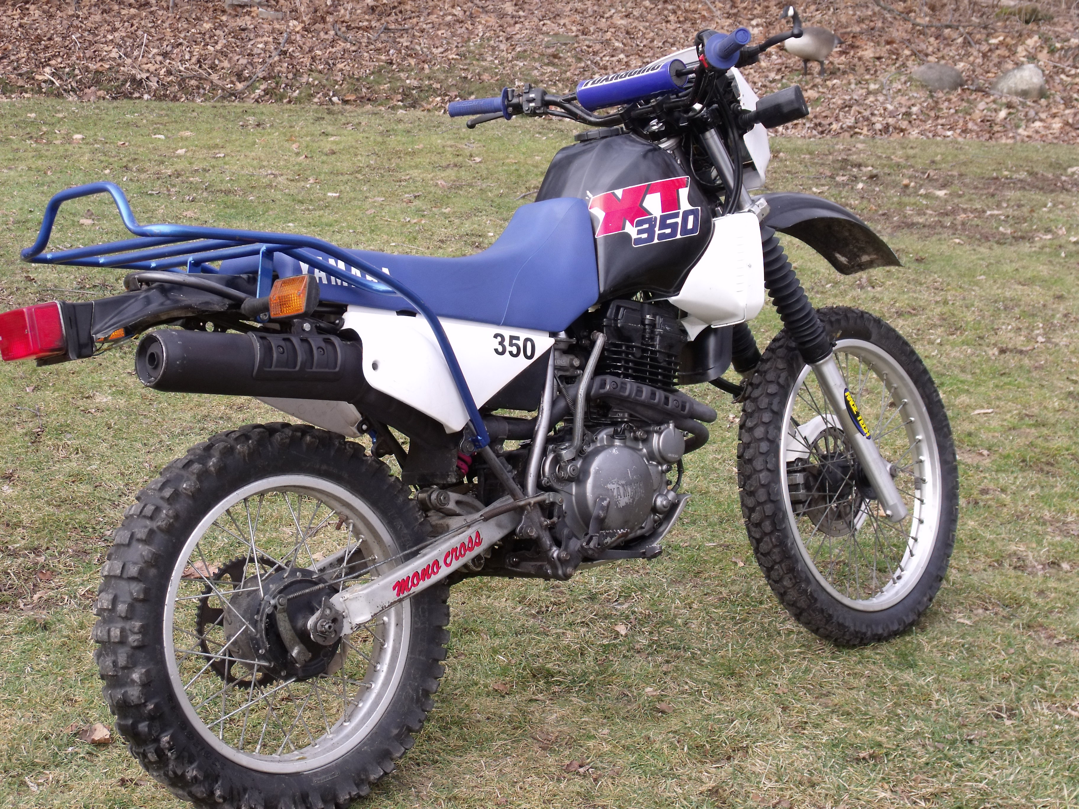 1995 yamaha xt 350 pics specs and information. Black Bedroom Furniture Sets. Home Design Ideas