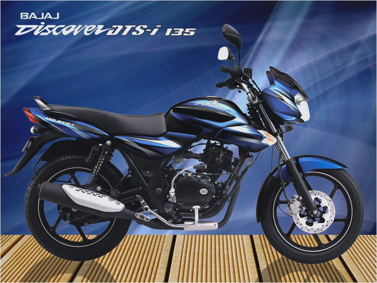 Bajaj Discover DTS-i 2004 wallpapers #136865