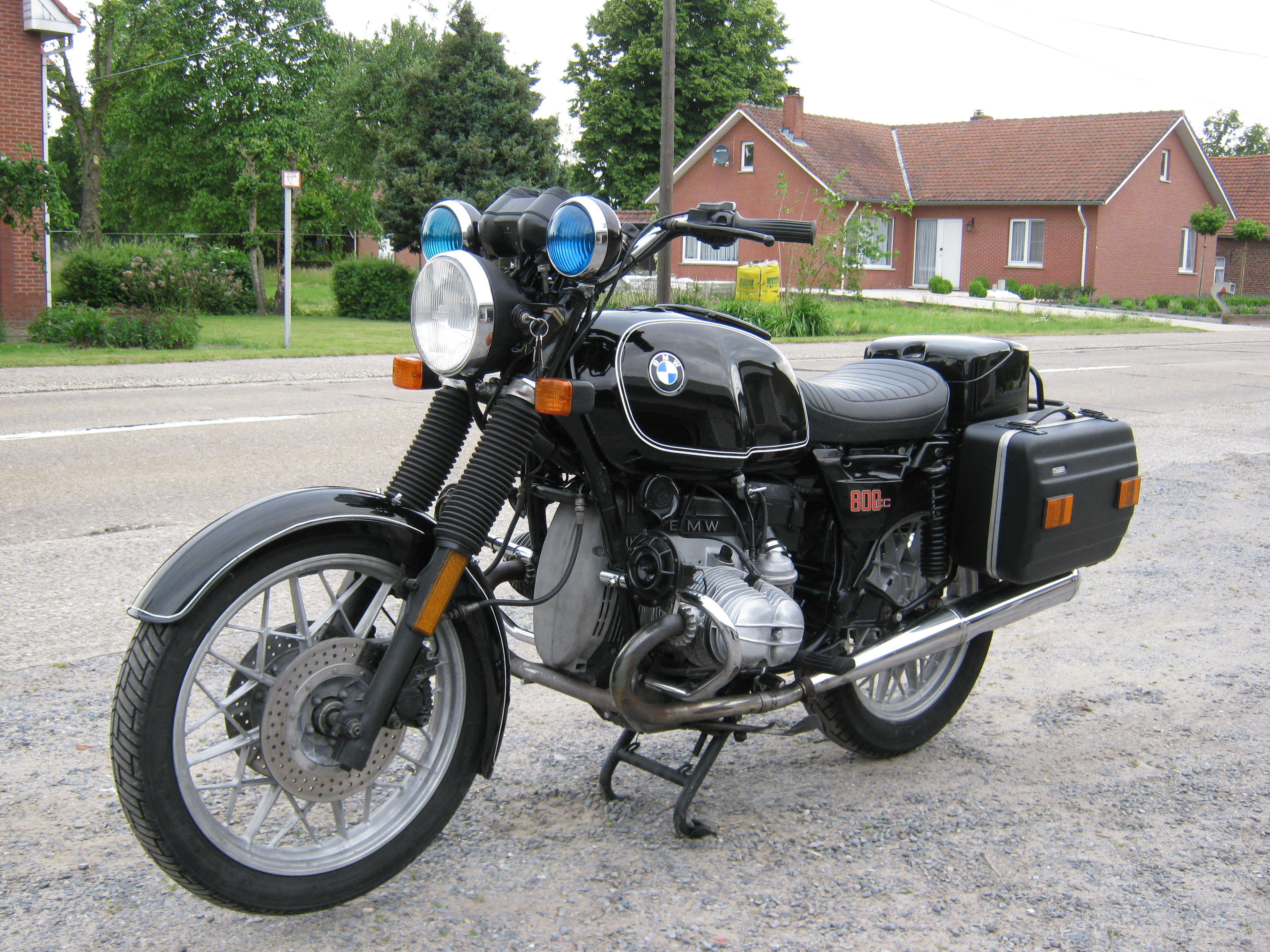 BMW R80RT 1984 images #165624