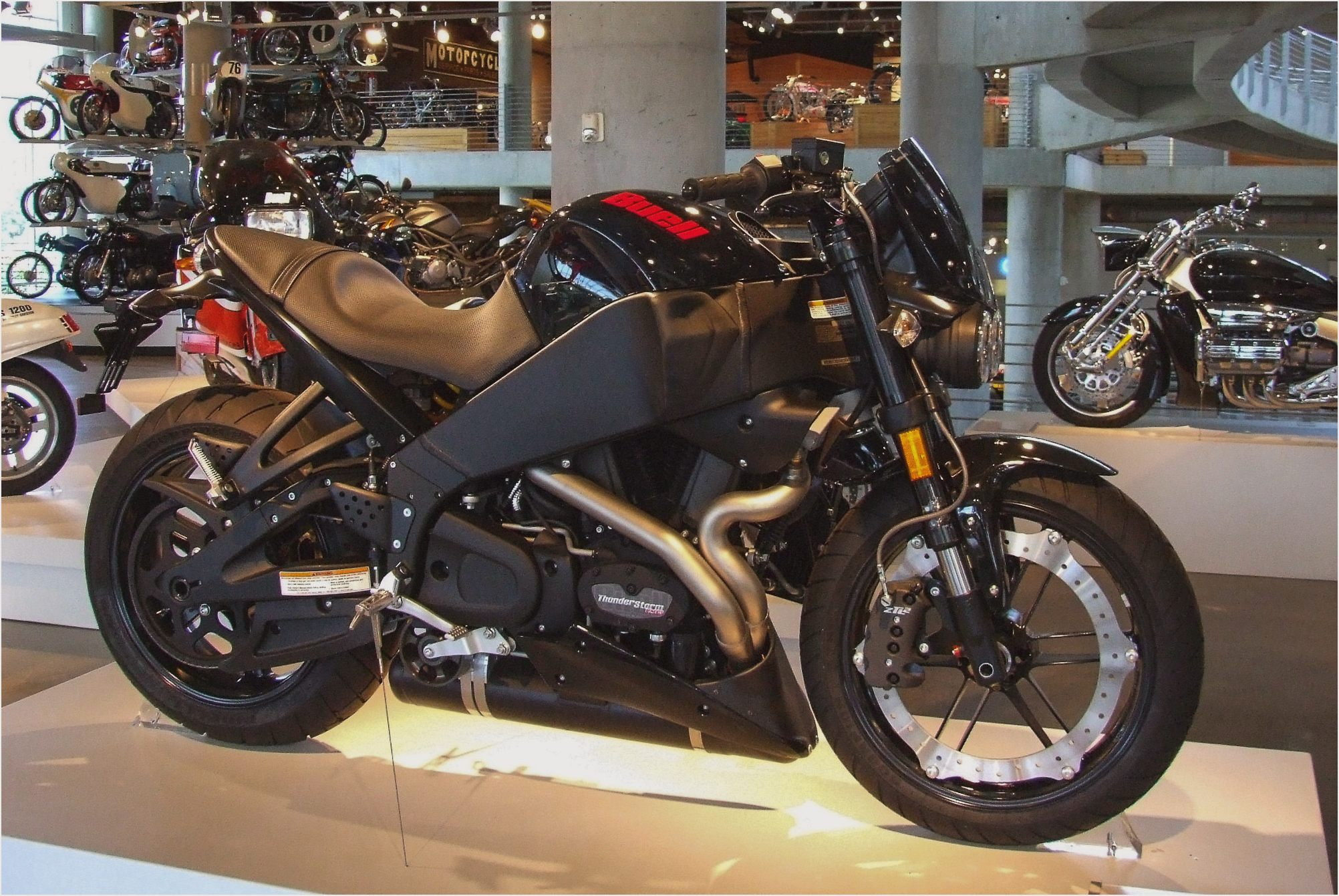 Buell Lightning XB12S 2008 images #153331