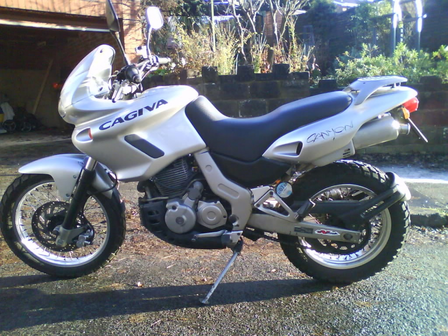 Cagiva Grand Canyon 900 IE 1997 images #67430