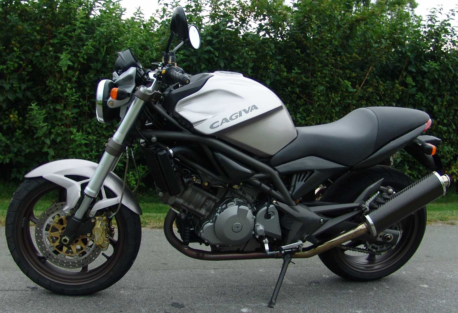 Cagiva Xtra Raptor 1000 images #68020