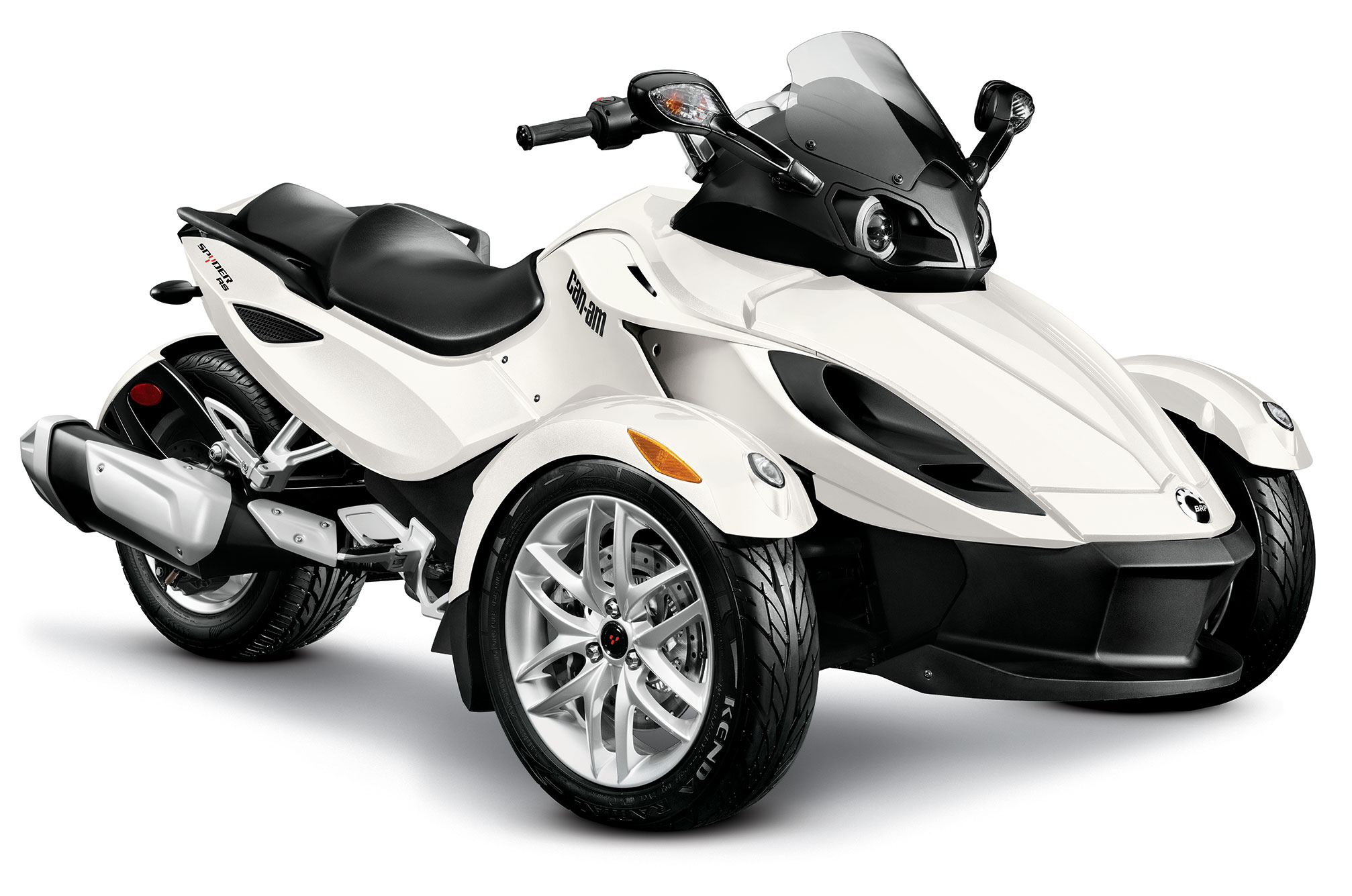 Can-Am Spyder RT images #68811