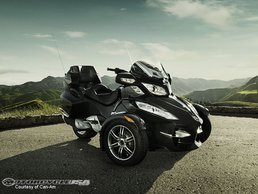 Can-Am Spyder RT-S images #68711