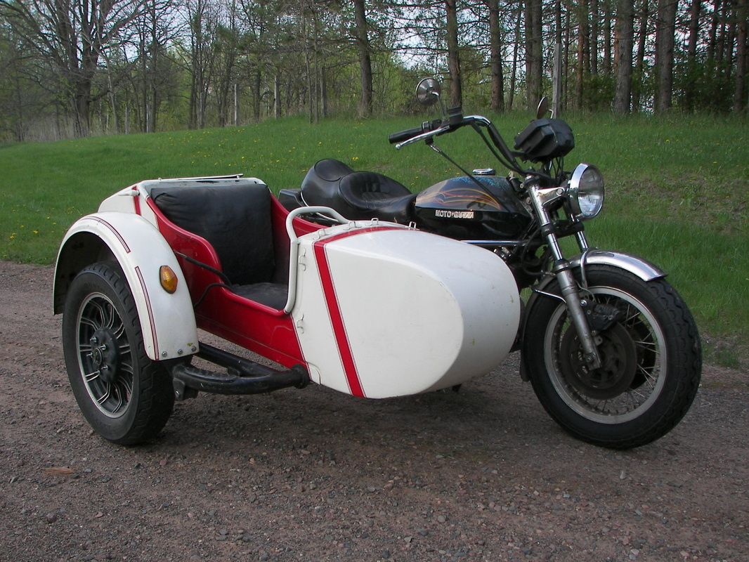 Dnepr MT 10 with sidecar images #70876