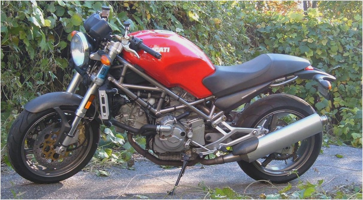 Ducati Monster S4R wallpapers #11385