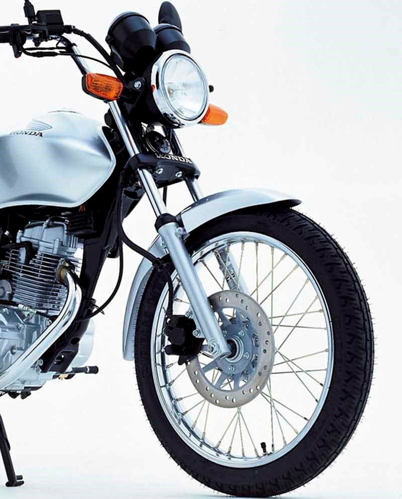 Honda CG 125 2002 wallpapers #133795