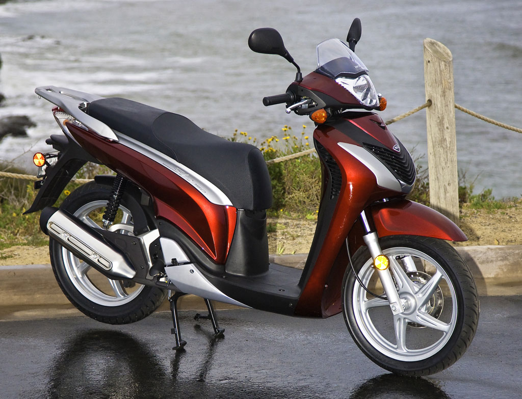 honda sh 150 i pics specs and list of seriess by year   onlymotorbikes