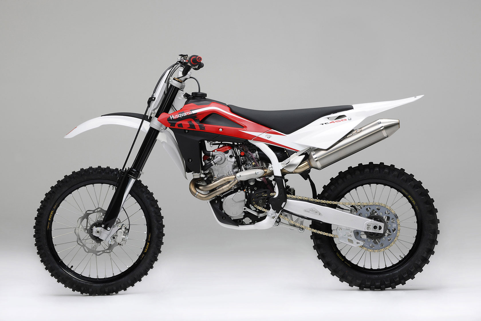 2008 Husqvarna TC 450: Pics, Specs And Information