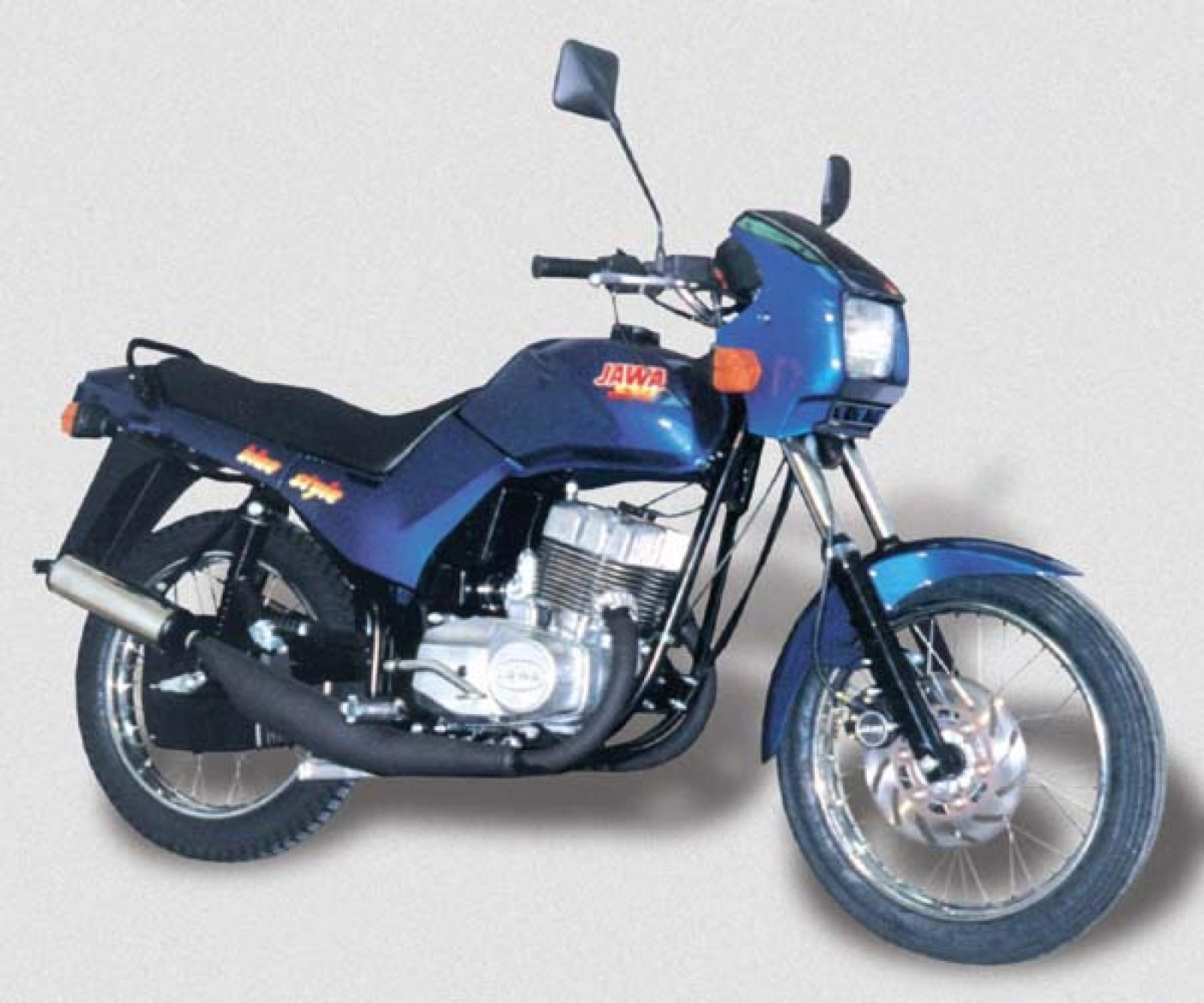 Jawa 640 Sport 1995 wallpapers #138853