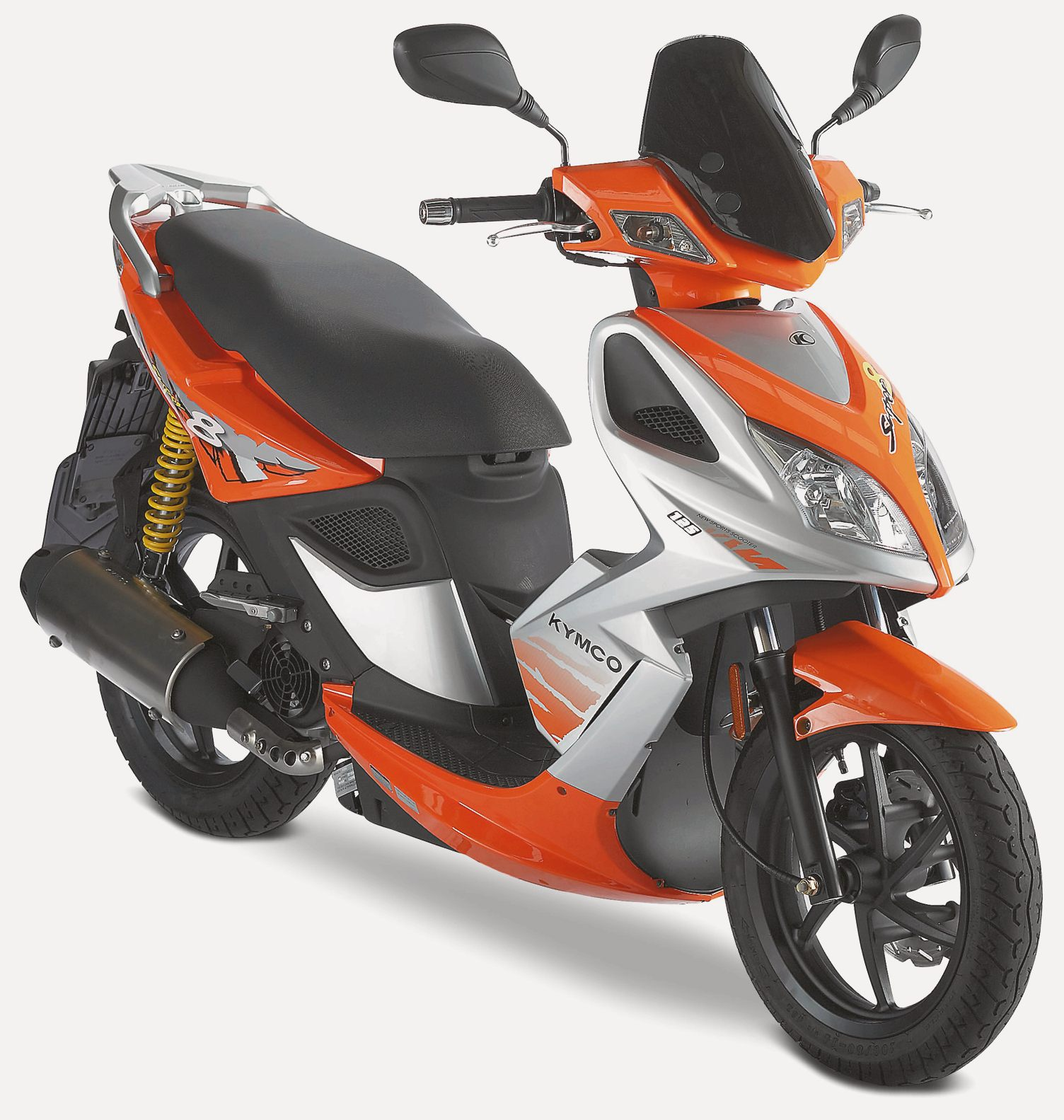 Kymco Super 8 2010 images #102103