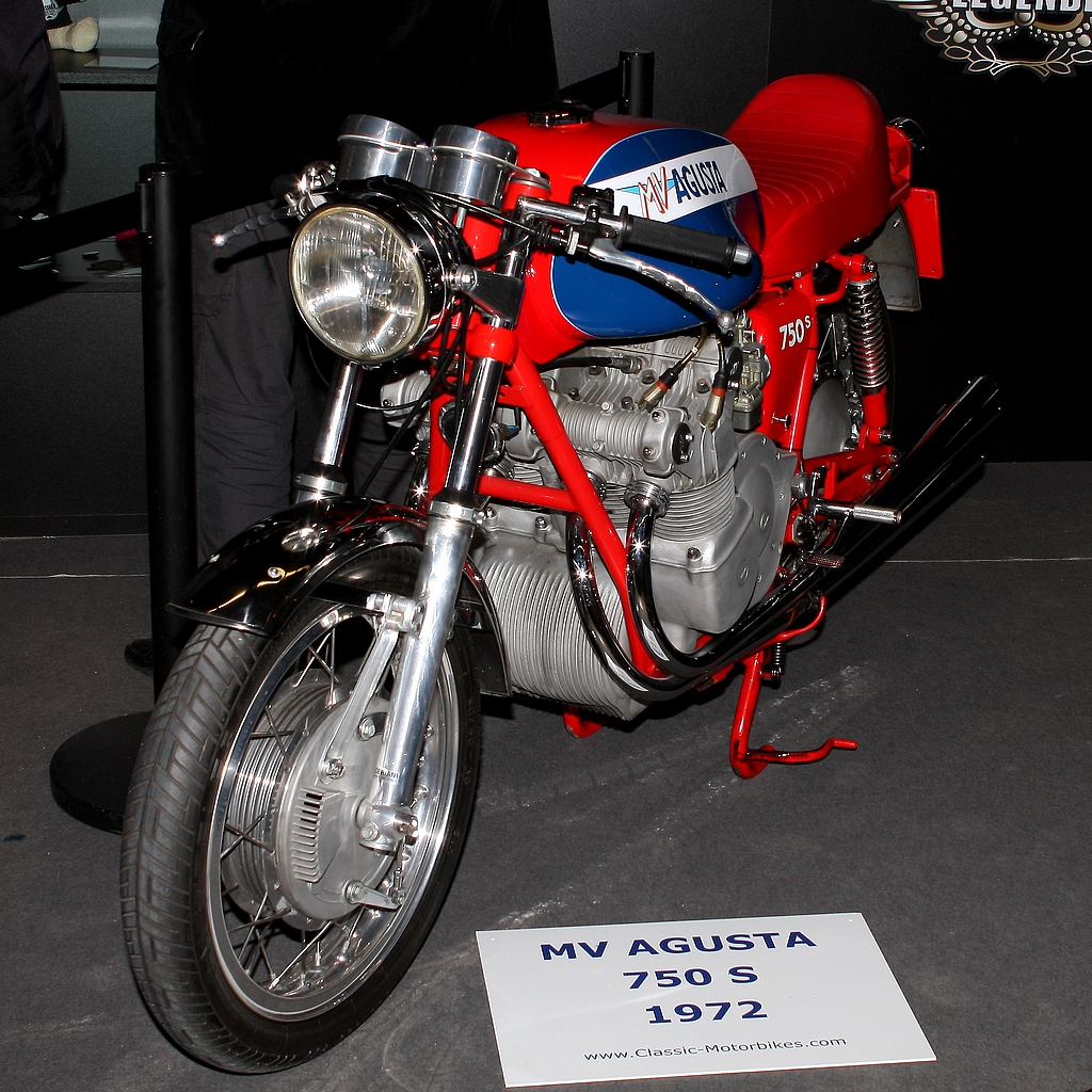 MV Agusta 750 S 1972 images #113252