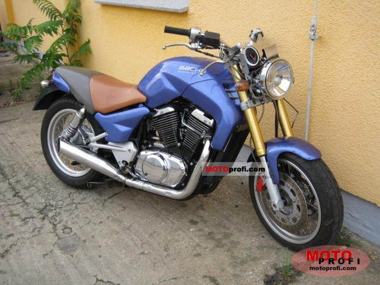 Sachs Roadster 650 2003 images #124104