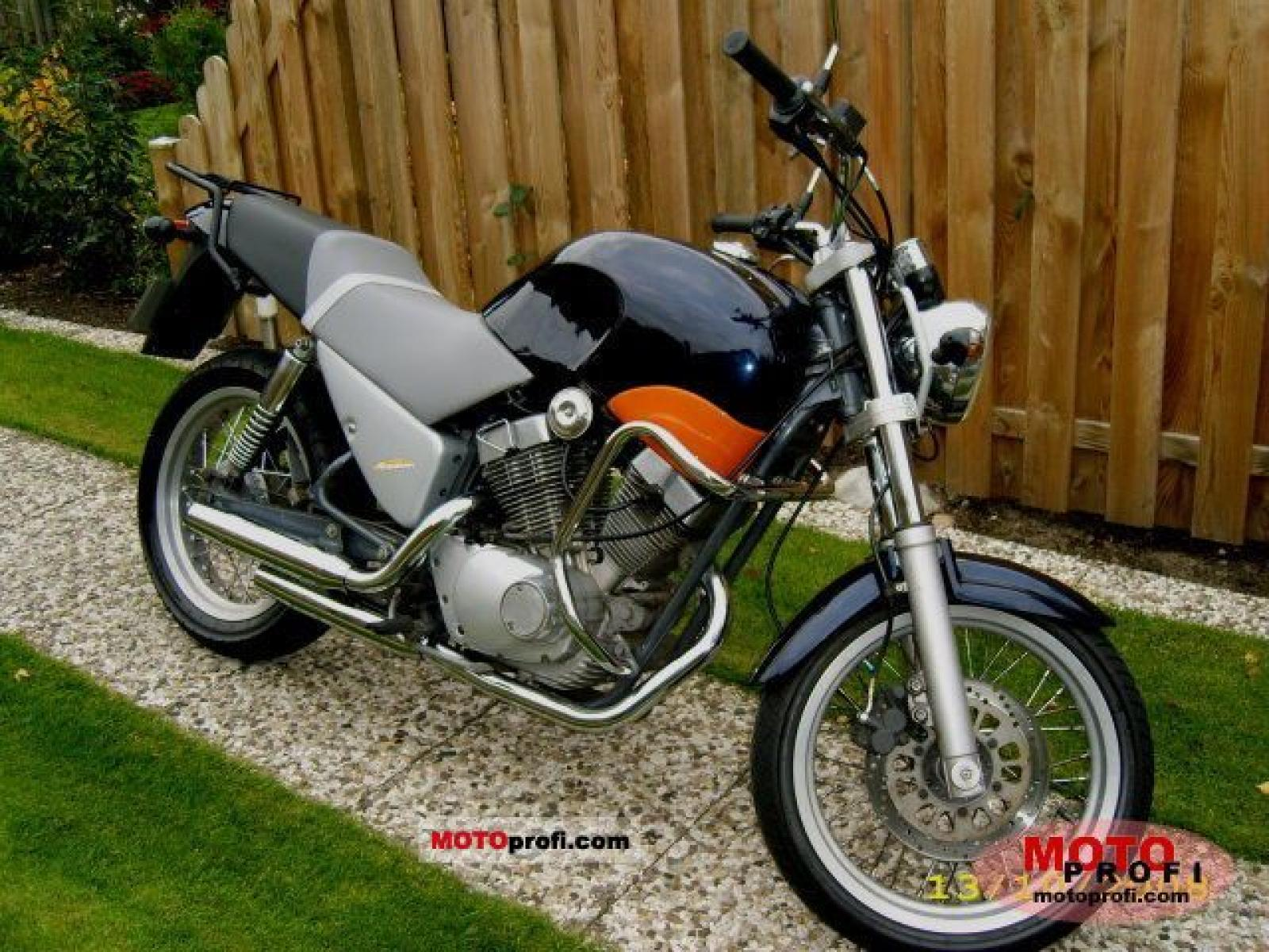 Sachs Roadster 800 2004 images #124604