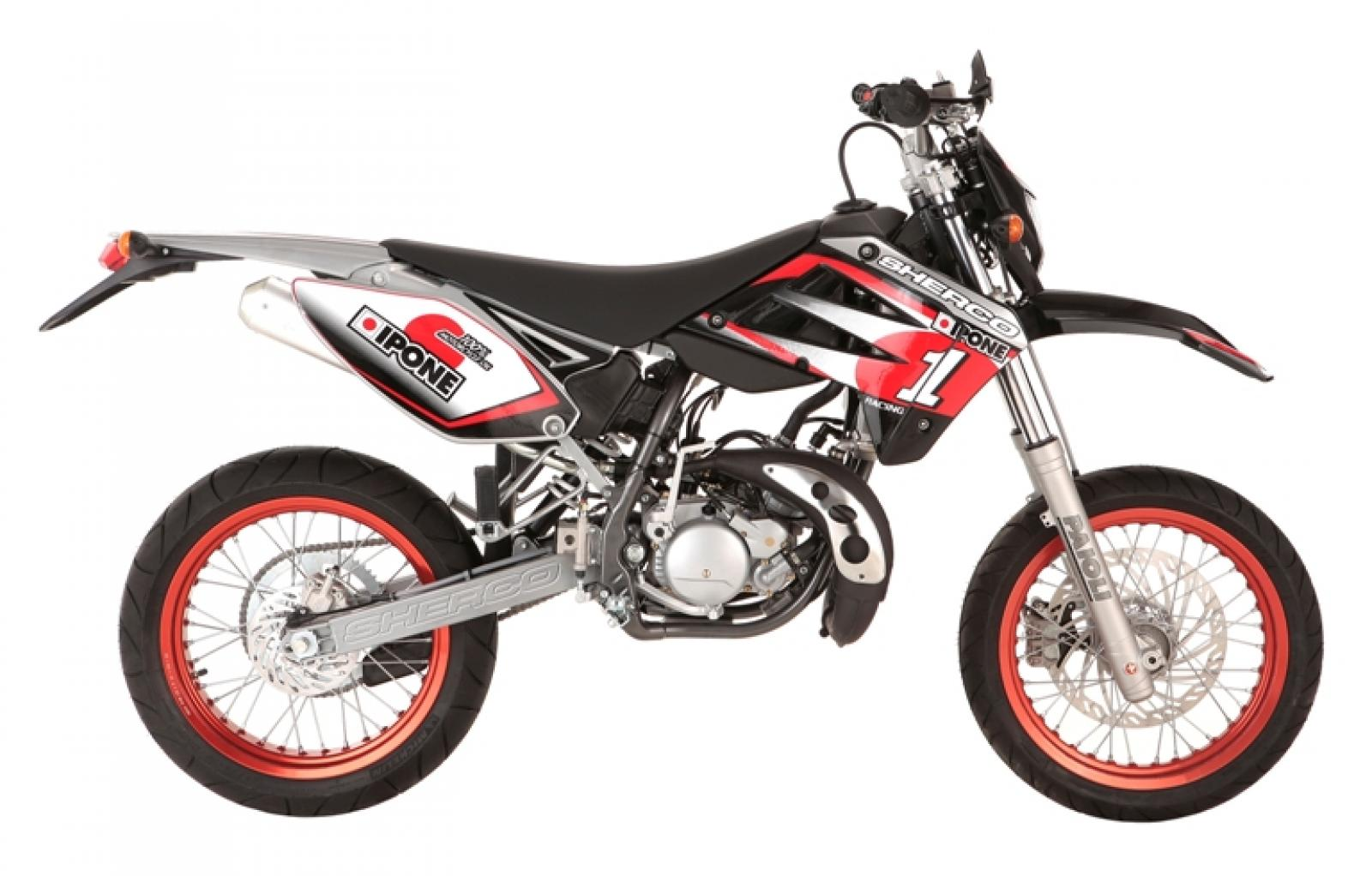 Sherco 50cc SM Cup Replica 2008 images #170289