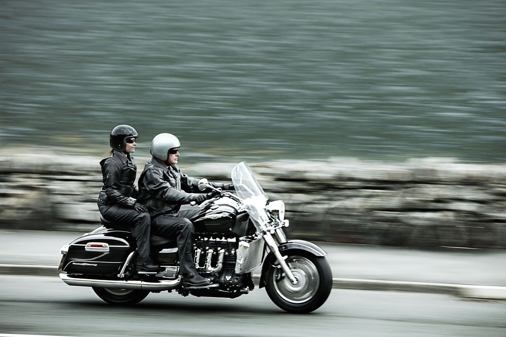 Triumph Rocket III Touring 2010 images #126293