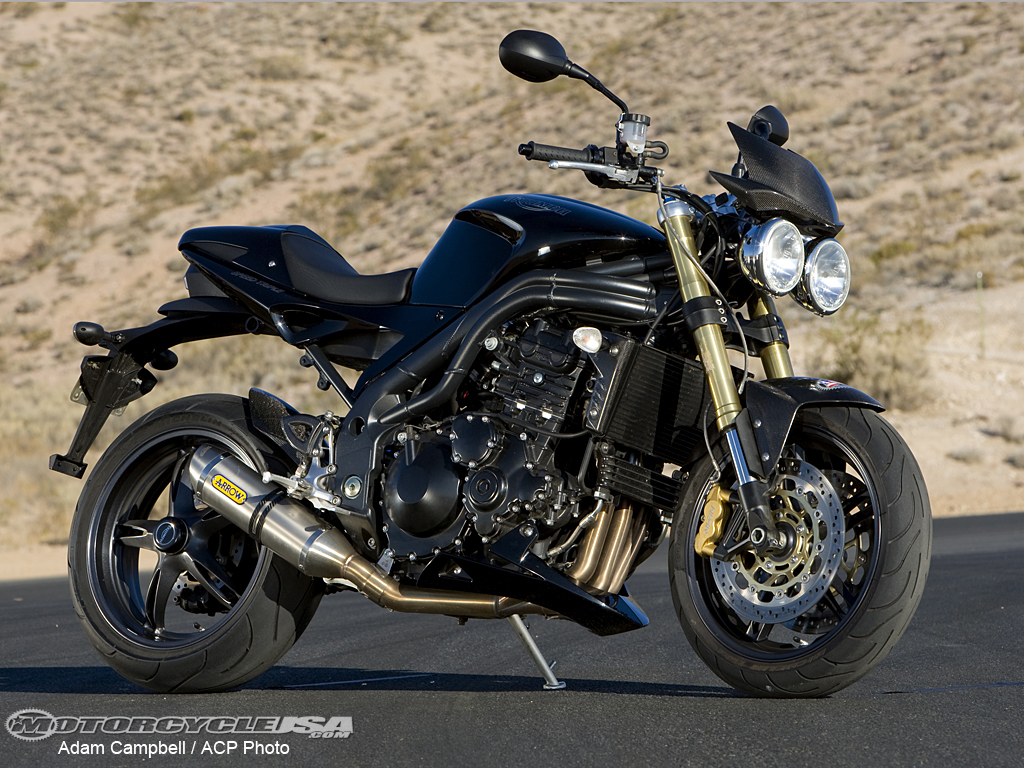 Triumph Speed Triple 1050 2006 images #147486
