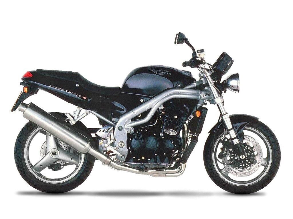 Triumph Speed Triple 955 2001 wallpapers #130523