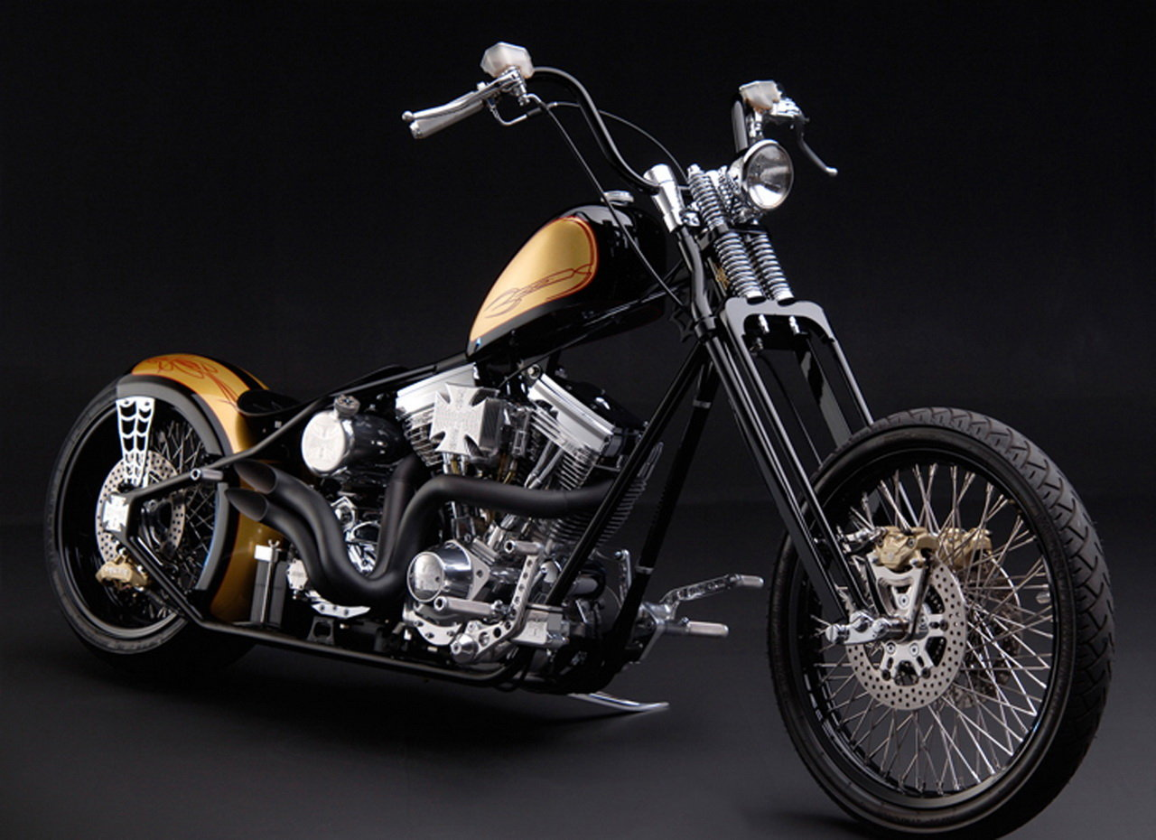 West Coast Choppers El Diablo Swingarm 2010 wallpapers #141727