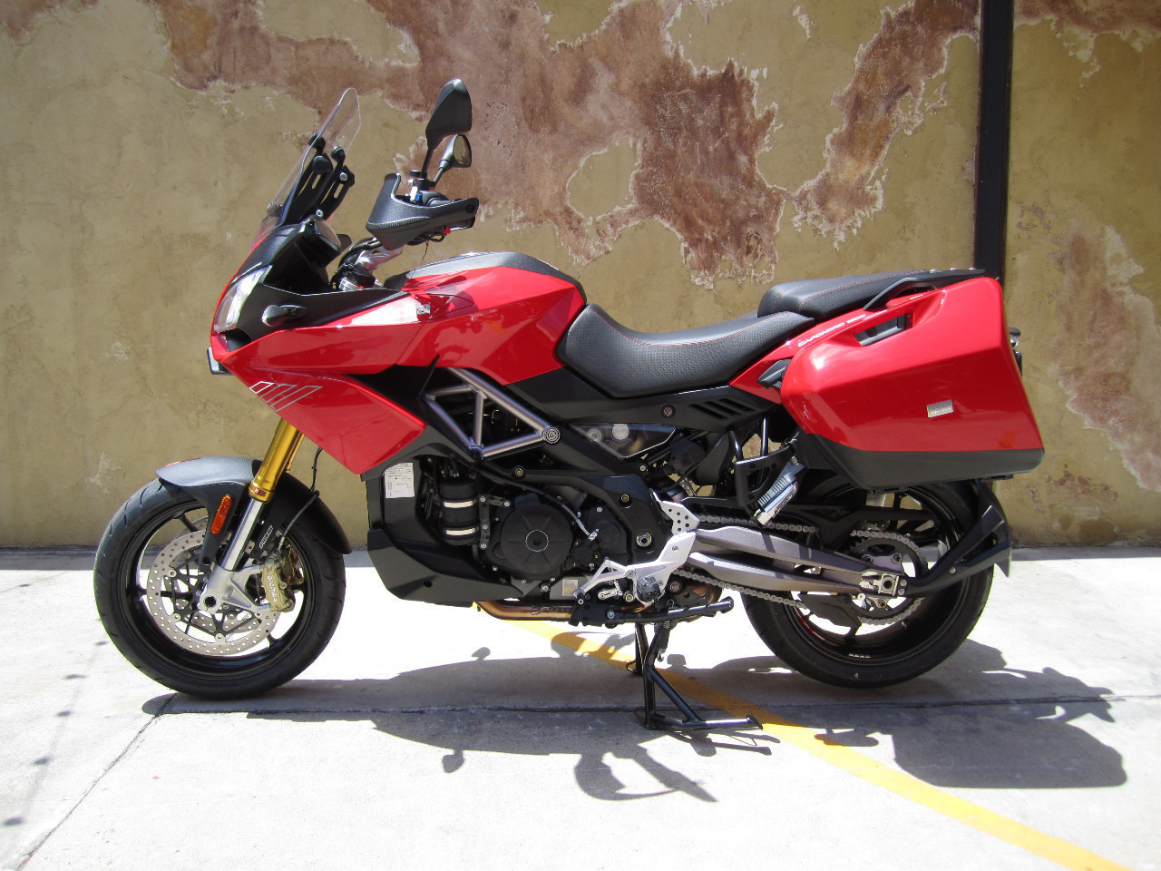 Aprilia Caponord 1200 ABS Travel Pack pics #8309