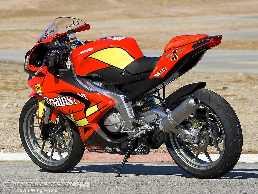 Aprilia RX 125 2008 wallpapers #171875
