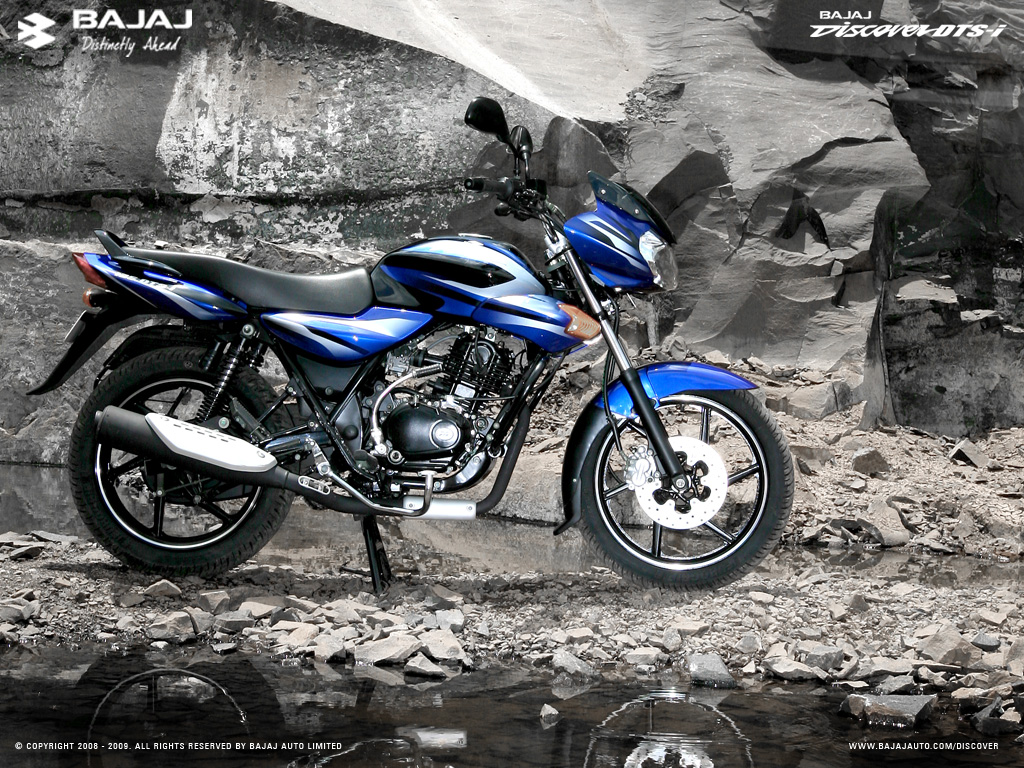 Bajaj Discover DTS-i 2004 wallpapers #136866