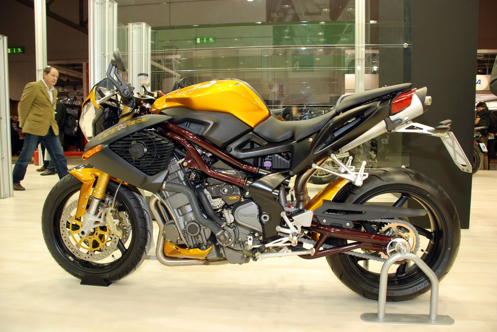 Benelli Century Racer 1130 2011 images #76418