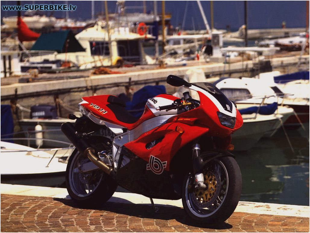 Bimota YB 10 Dieci Biposto 1991 wallpapers #137066