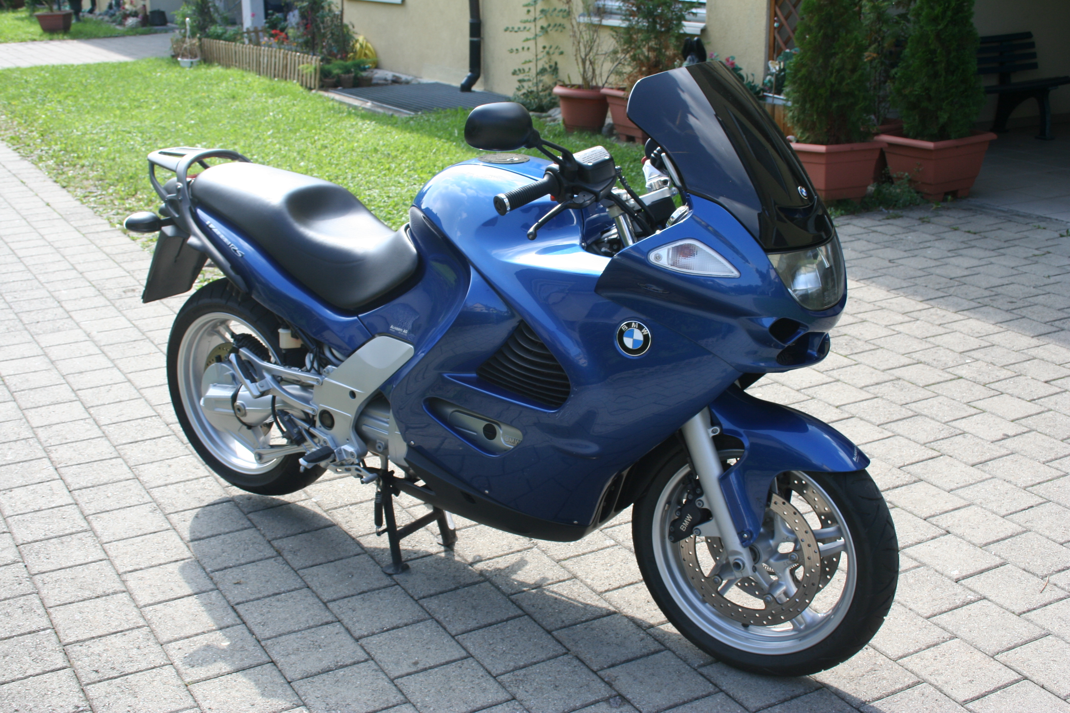 BMW K1200R Cupracer 2005 wallpapers #133006