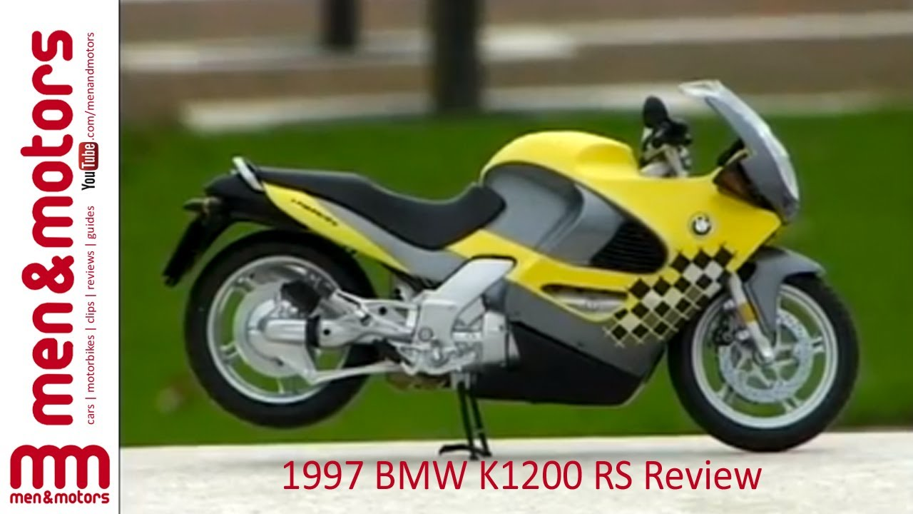 BMW K1200RS 1997 images #169895