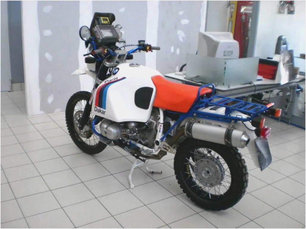 BMW R100GS Paris-Dakar 1994 images #7527