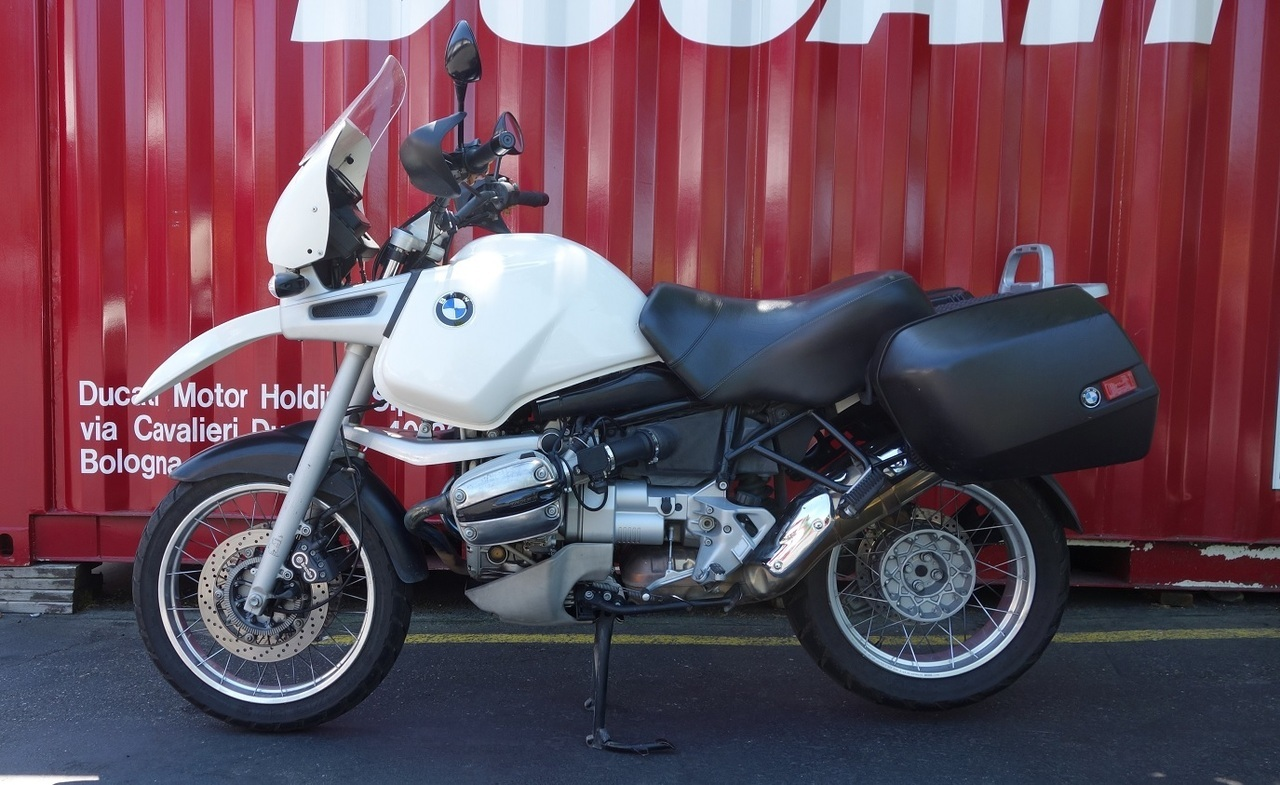 BMW R1100GS 1998 images #6338