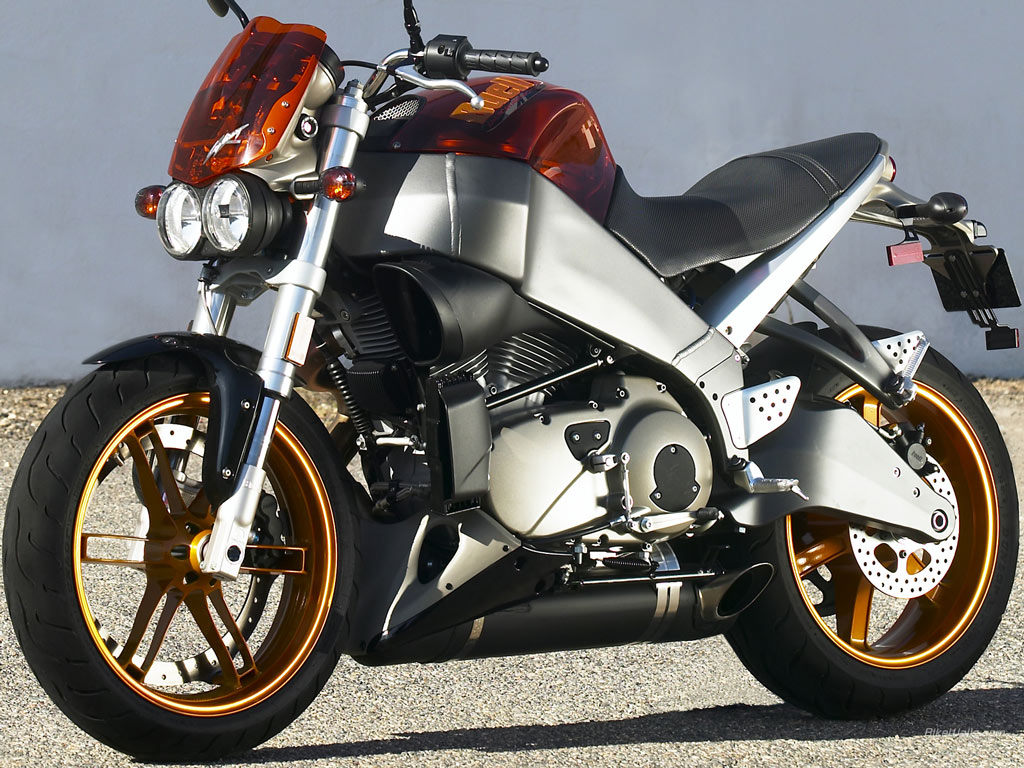 Buell Lightning XB12S 2008 images #153332