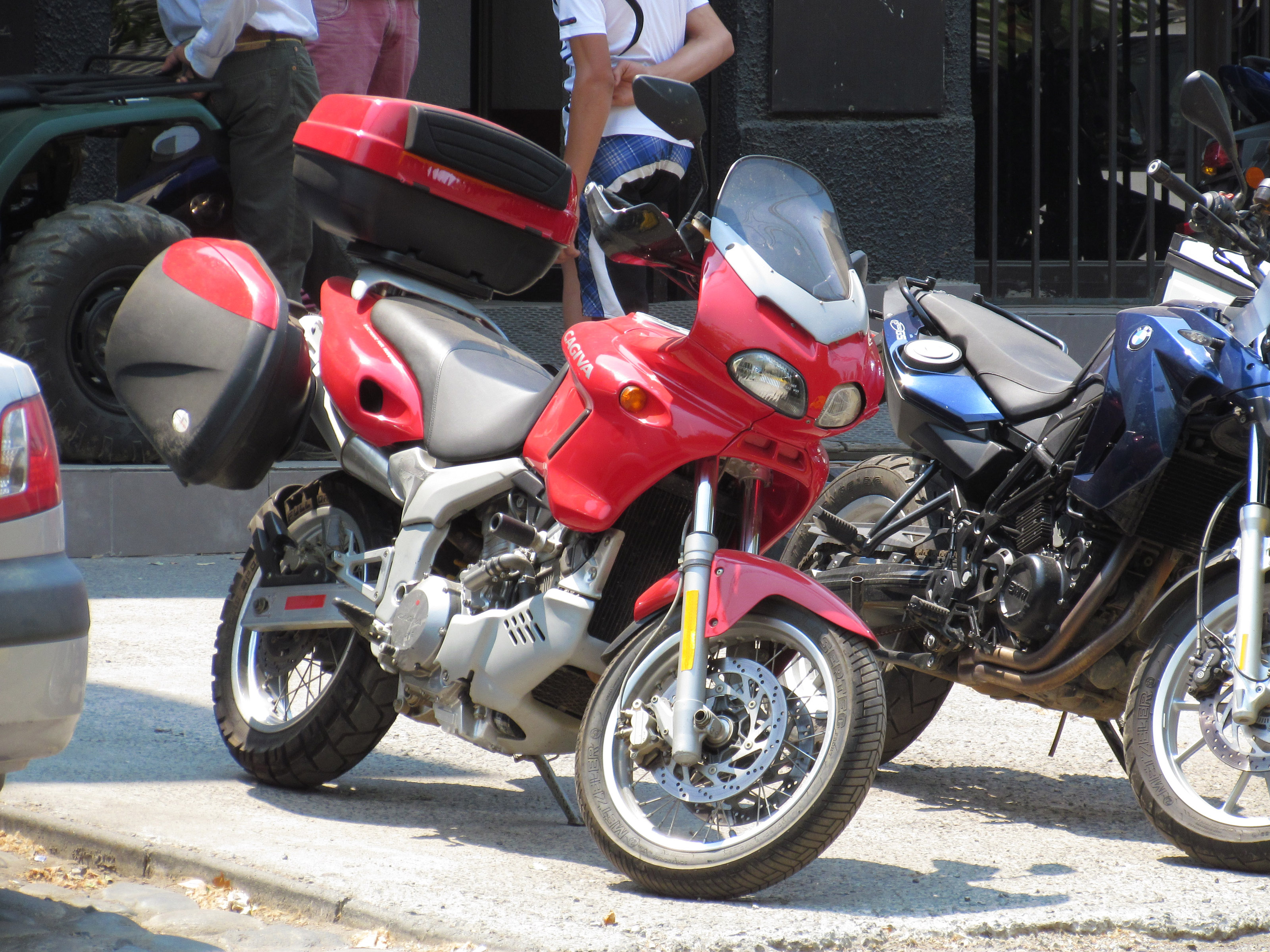 Cagiva Navigator 1000 2002 images #162848