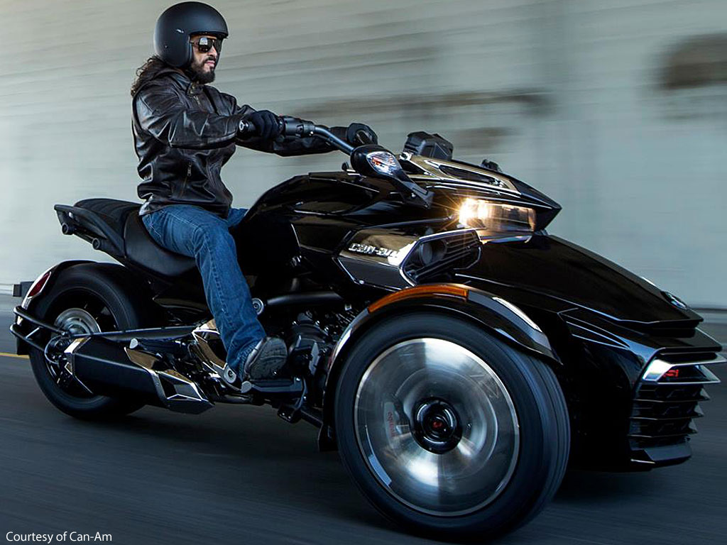 Can-Am Spyder RT images #68812