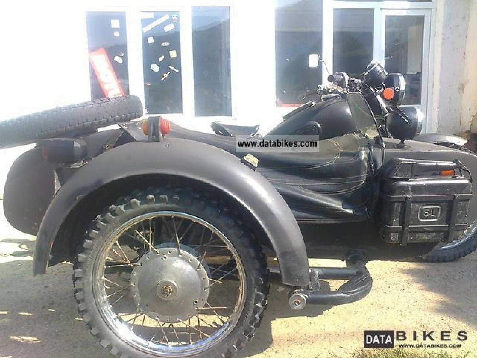 Dnepr MT 11 with sidecar 1992 images #153826