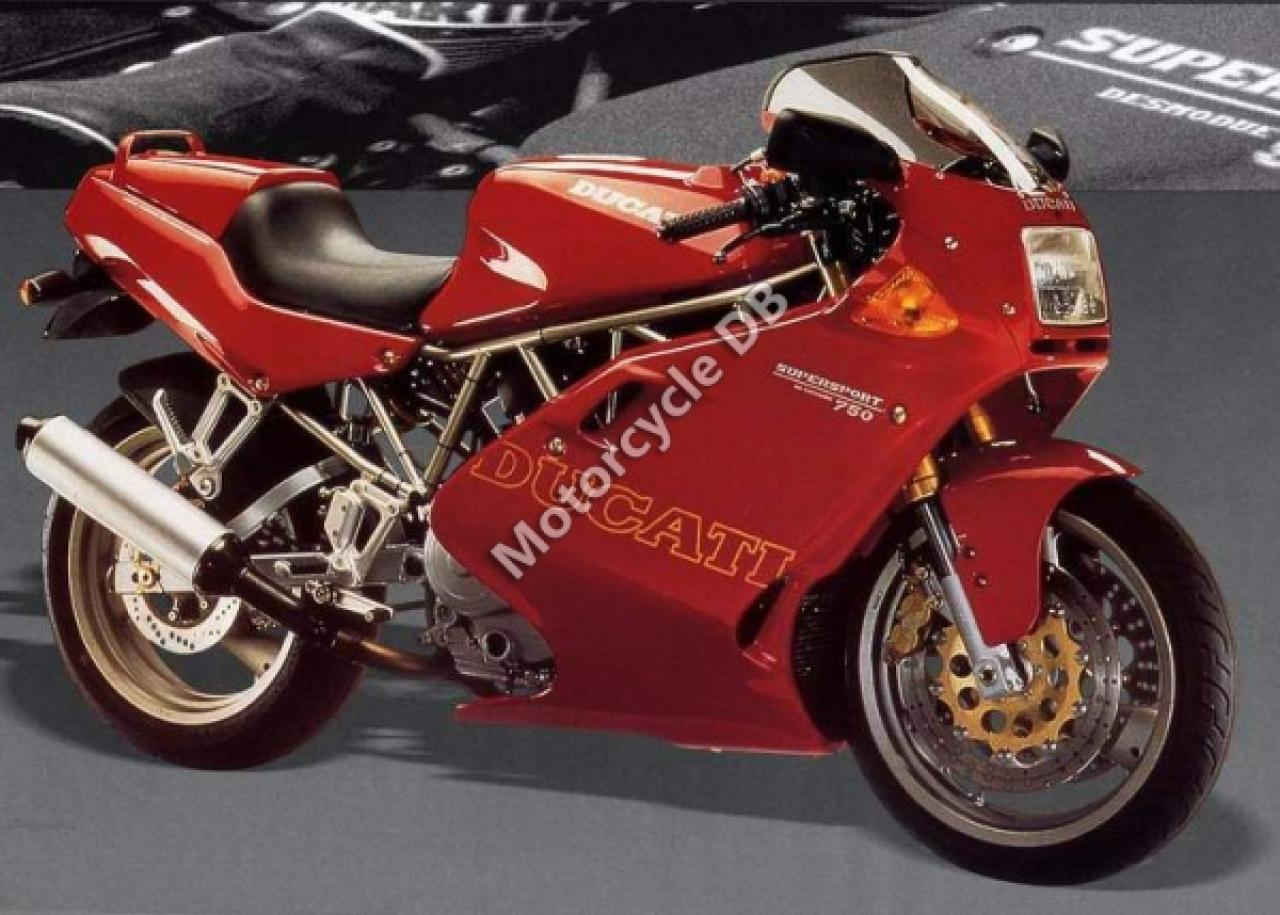 Ducati 750 SS 1998 wallpapers #11089
