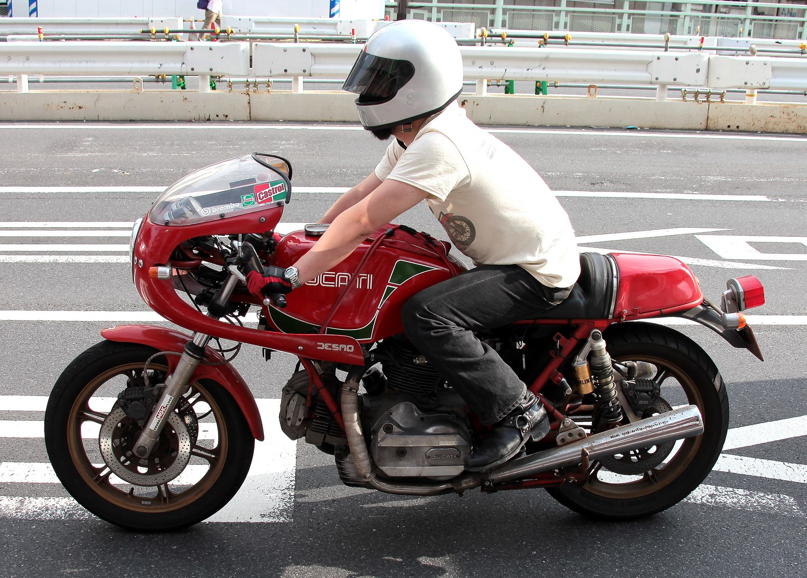 Ducati 900 SS 1976 wallpapers #133996