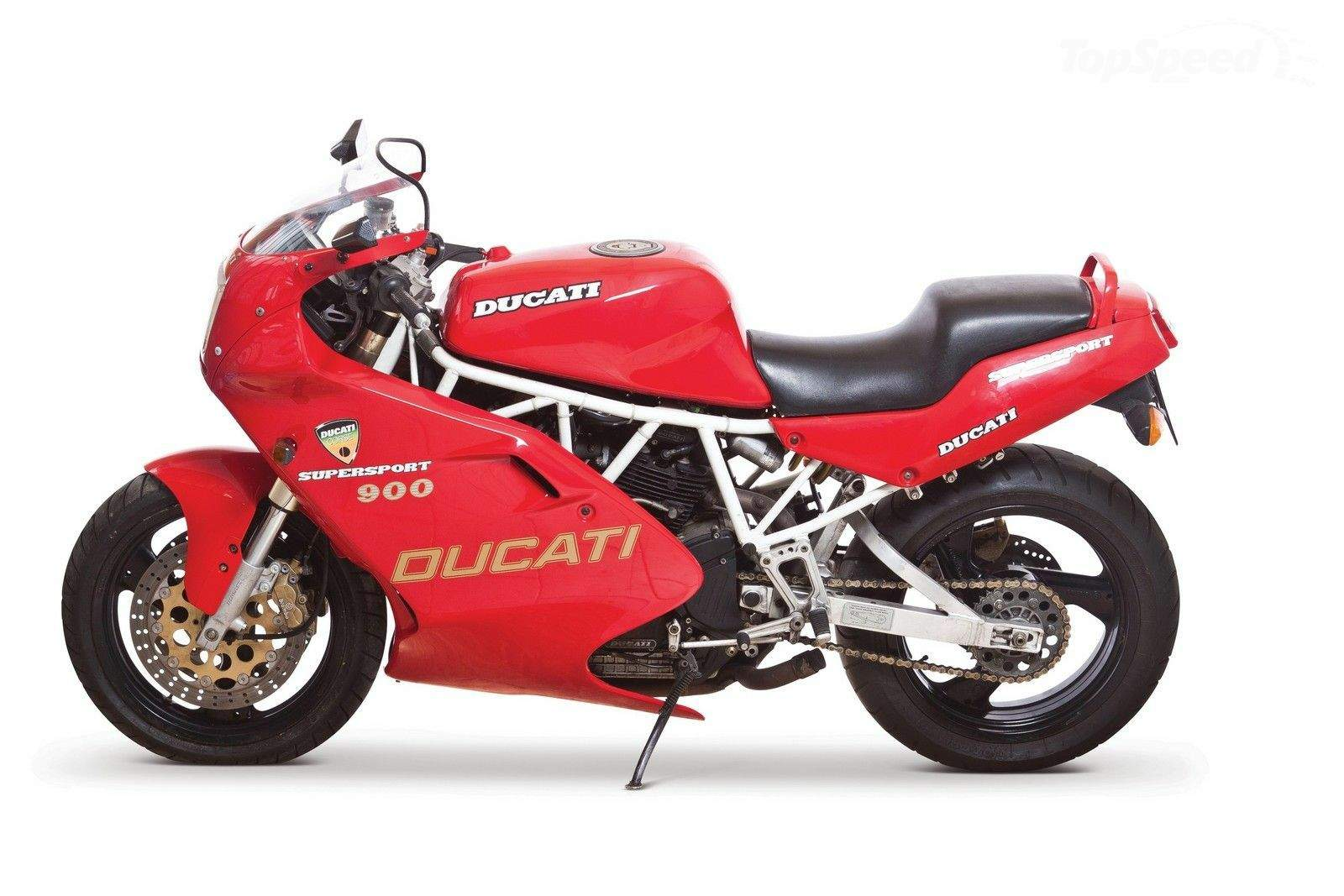 Ducati 900 SS 1993 wallpapers #10794
