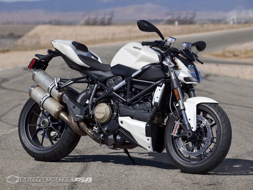 Ducati Streetfighter 2009 wallpapers #12978